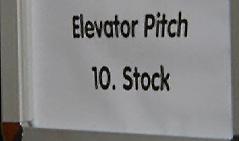 Schild Aufzug